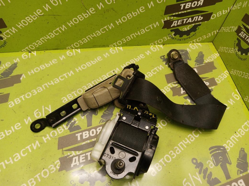 Ремень безопасности Nissan Patrol Y61 3.0 ZD30 2007 передний левый (б/у)