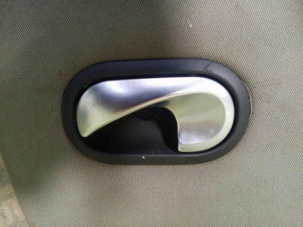 Ручка двери внутренняя Renault Megane Scenic 2 2007 задняя левая (б/у)