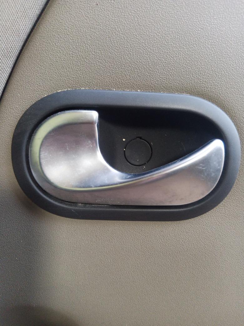 Ручка двери внутренняя Renault Megane Scenic 2 2007 передняя левая (б/у)