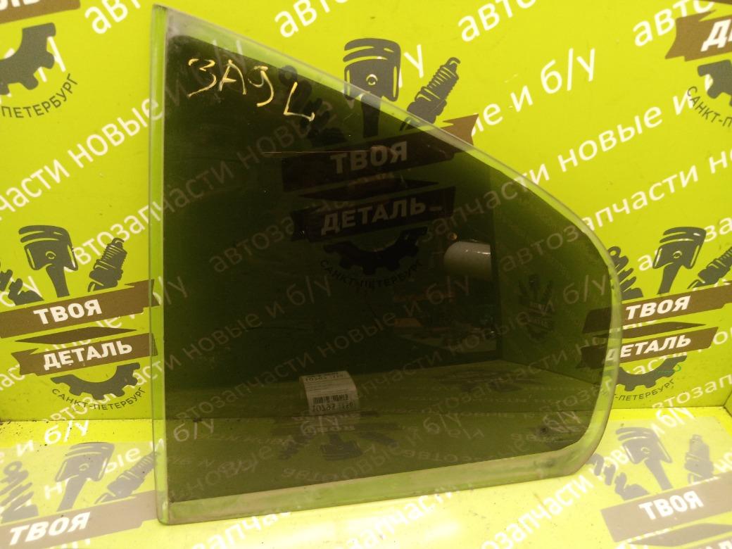 Форточка двери Skoda Octavia A4 ЛИФТБЕК 1.4 BCA 2006 задняя левая (б/у)