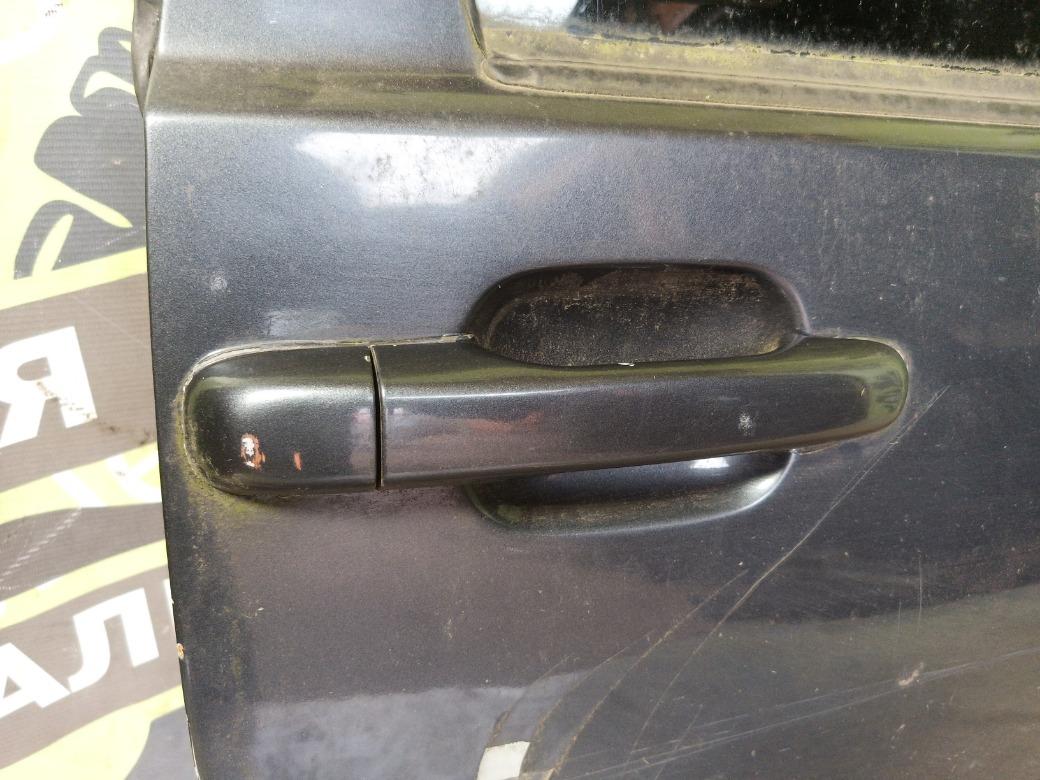 Ручка двери наружняя Volvo S70 B5234T3 1997г.в. задняя правая (б/у)