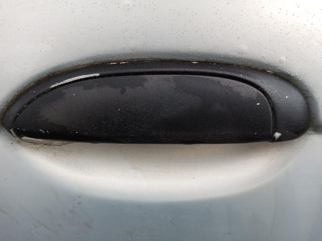 Ручка двери наружняя Renault Scenic 1.6 K4M700 1999г.в. передняя левая (б/у)
