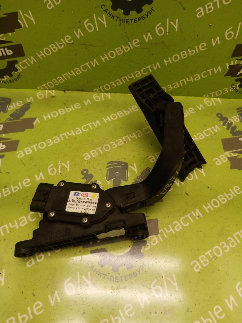 Педаль газа Hyundai Ix35 2.0 G4KD 2012 (б/у)