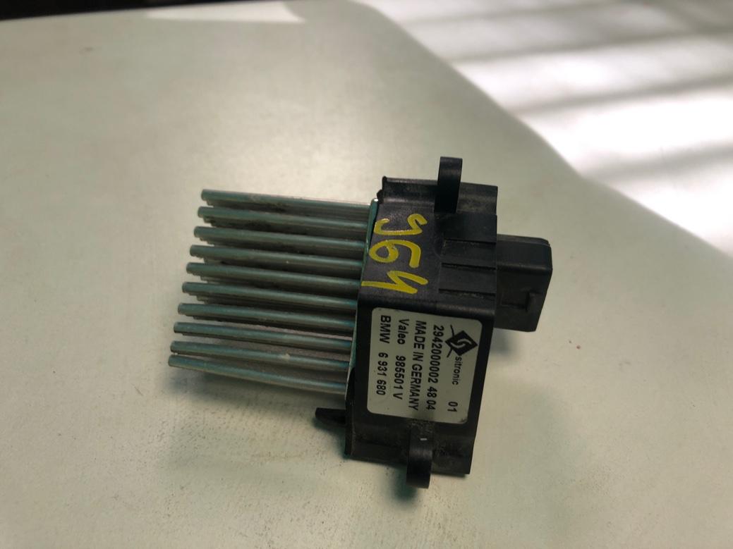 Резистор отопителя Bmw E39 2000 (б/у)