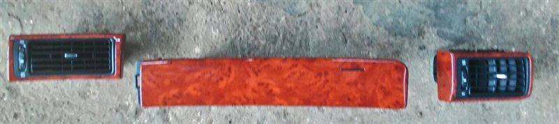 Решетка в панель приборов Toyota Crown Majesta UZS171 1UZ-FE (б/у)