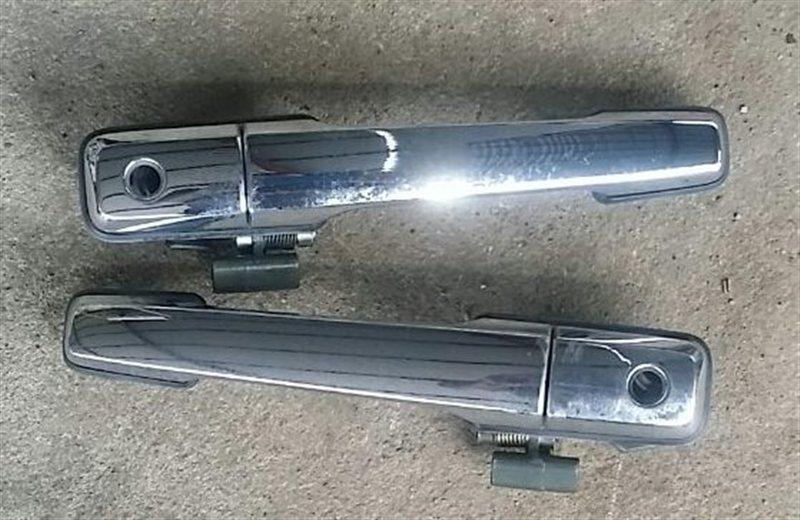 Ручка двери внешняя Nissan Cedric HY34 передняя правая (б/у)