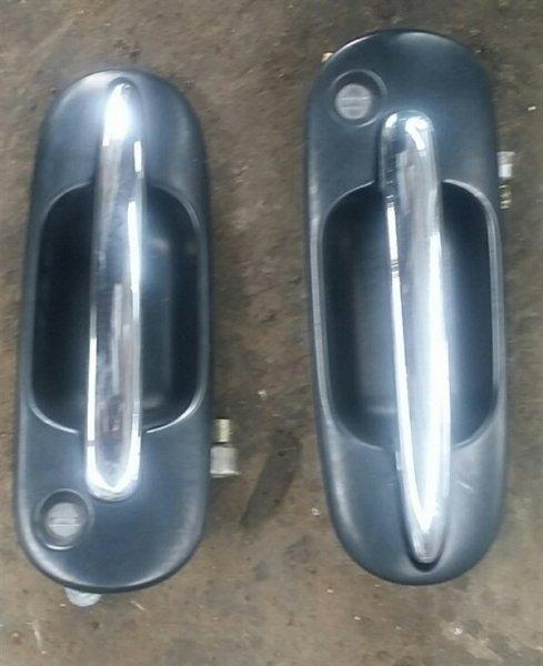 Ручка двери внешняя Honda Cr-V RD1 передняя правая (б/у)