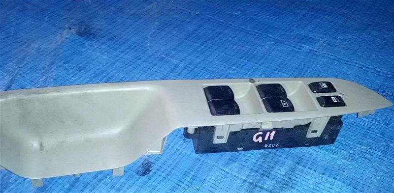 Блок управления стеклами Nissan Bluebird Sylphy G11 (б/у)