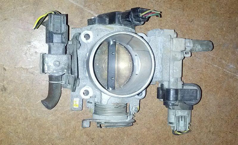 Дроссельная заслонка Honda Stream RN1 D17A (б/у)