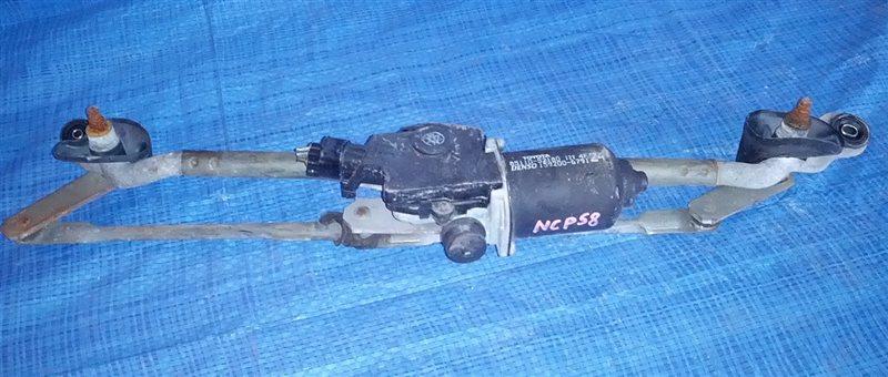 Мотор дворников Toyota Probox NCP58 передний (б/у)