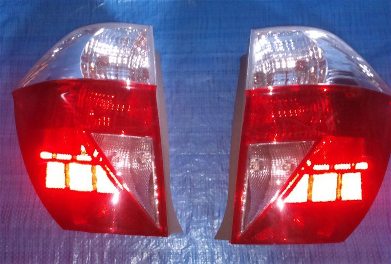 Стоп-сигнал Honda Edix BE1 левый (б/у)