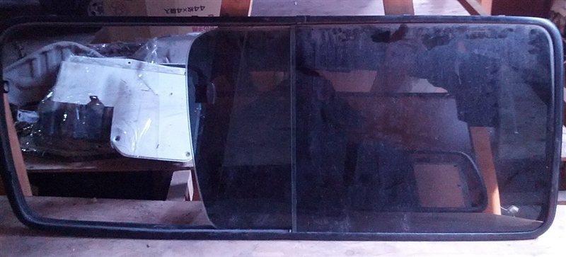 Стекло собачника Toyota Hiace LH186 5L 2001 заднее правое (б/у)