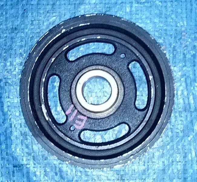 Шкив коленвала Nissan Note E11 (б/у)