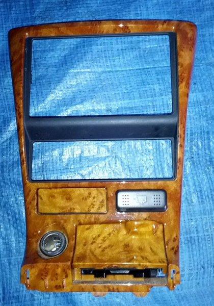 Рамка магнитофона Nissan Bluebird Sylphy TG10 (б/у)