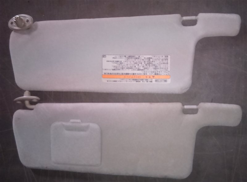 Козырек солнцезащитный Toyota Opa ACT10 (б/у)