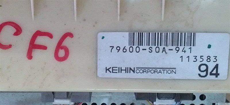 Магнитофон Honda Accord CF6 (б/у)