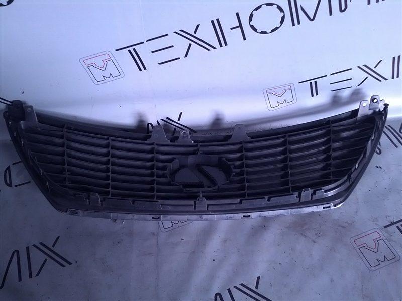 Решетка радиатора Lexus Lx570 (б/у)
