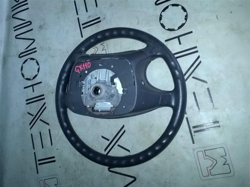 Руль с airbag Toyota Markii GX110 (б/у)