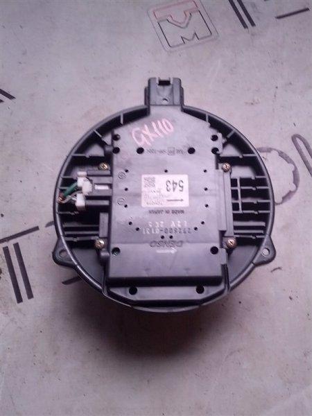 Мотор печки Toyota Markii GX110 (б/у)