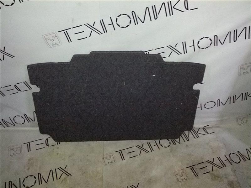 Пол багажника пластик Toyota Ractis NCP100 (б/у)