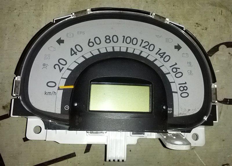 Спидометр Toyota Passo KGC10 (б/у)