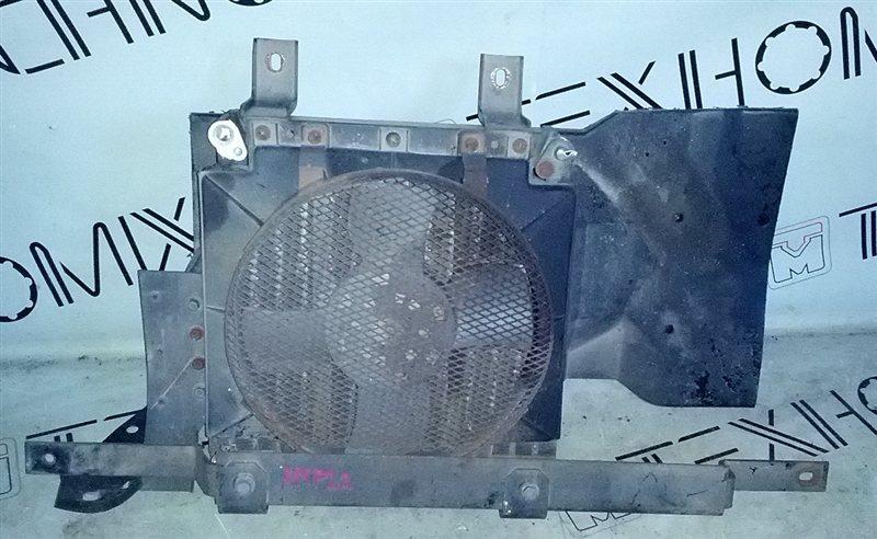 Радиатор кондиционера Nissan Atlas AMF22 (б/у)