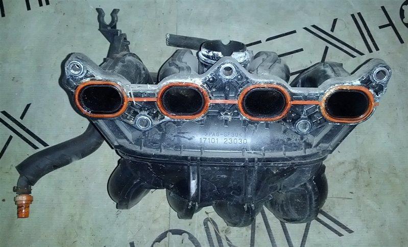 Коллектор впускной Toyota Vitz SCP90 (б/у)
