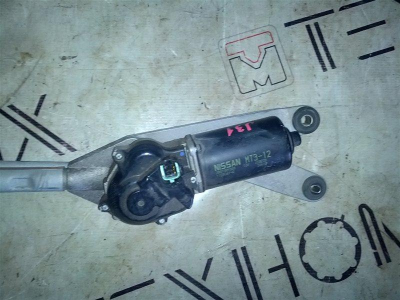 Мотор дворников Nissan Teana J31 VQ23(DE) (б/у)