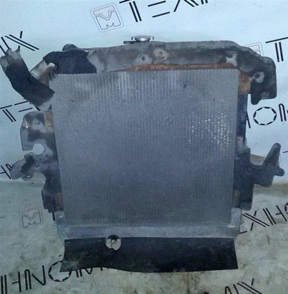 Радиатор основной Toyota Dyna XZU411 S05D (б/у)
