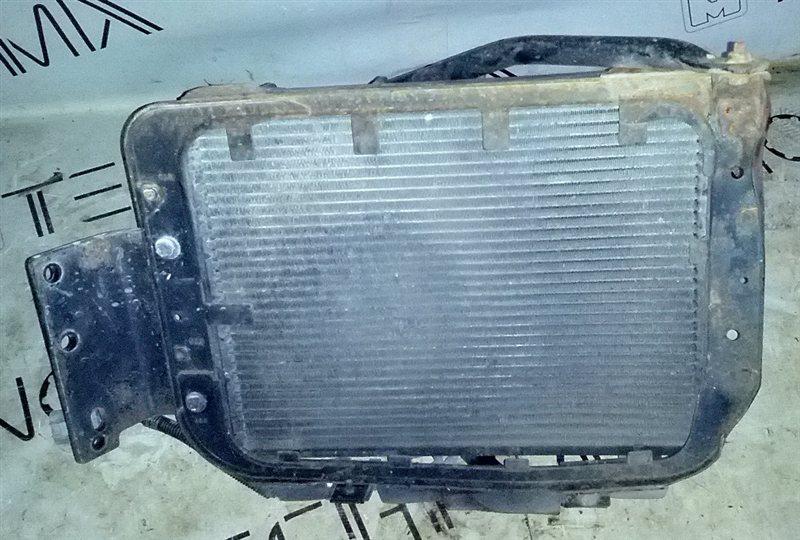 Радиатор кондиционера Toyota Dyna XZU411 S05D (б/у)
