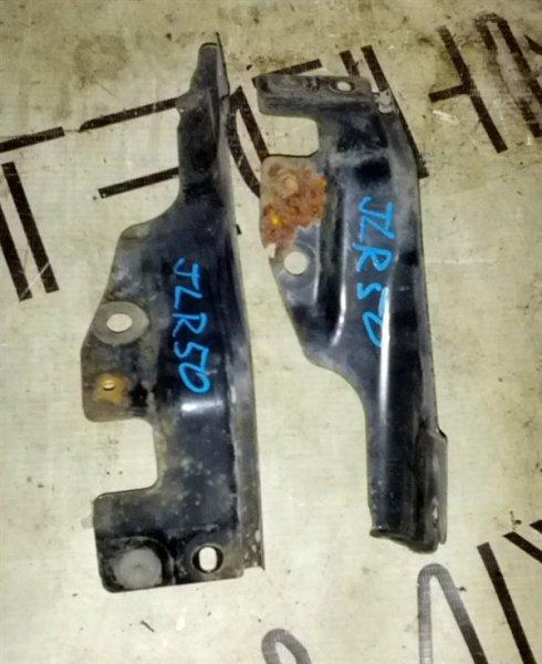 Крепление бампера Nissan Terrano JLR50 заднее (б/у)