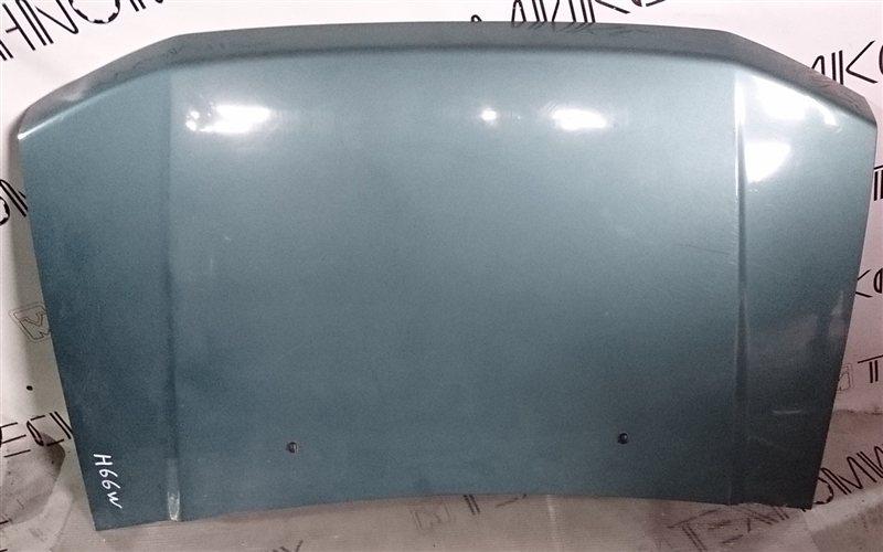 Капот Mitsubishi Pajero Io H66W (б/у)
