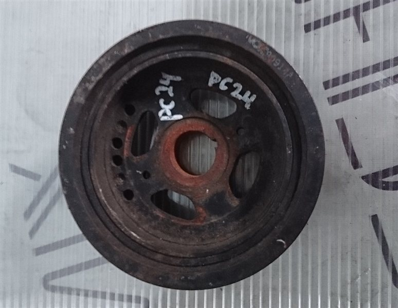 Шкив коленвала Nissan Serena PC24 (б/у)