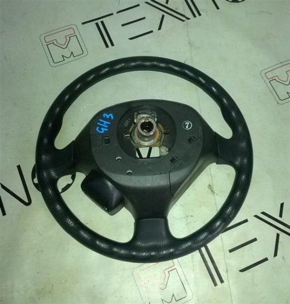 Руль с airbag Honda Hrv GH3 (б/у)