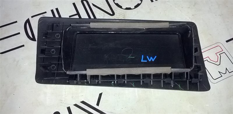 Крышка airbag Mazda Mpv LW3W (б/у)