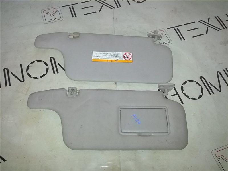 Козырек солнцезащитный Nissan Serena PC24 (б/у)