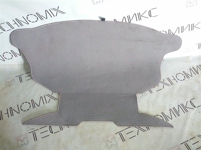 Пол багажника пластик Nissan Tino V10 QG18(DE) (б/у)