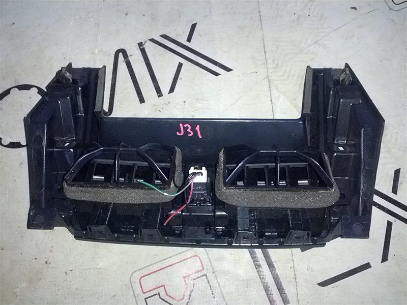 Воздуховод Nissan Teana J31 VQ23(DE) (б/у)
