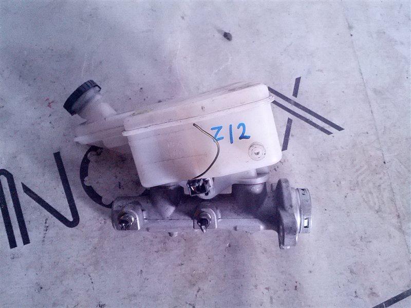 Главный тормозной цилиндр Nissan Cube Z12 HR15 (б/у)