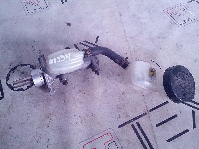 Главный тормозной цилиндр Toyota Passo KGC10 1KR-FE (б/у)