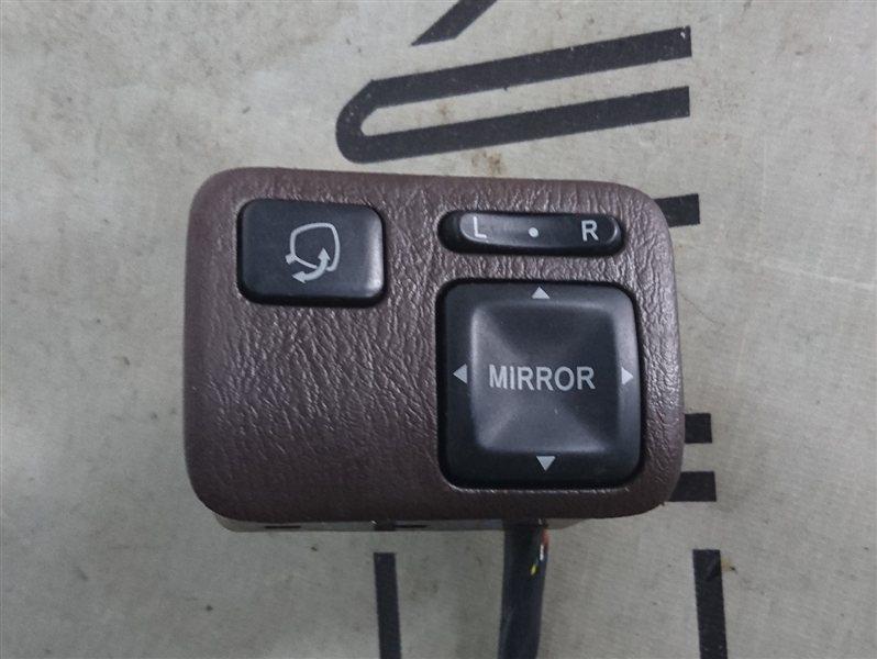 Блок управления зеркалами Toyota Markii GX90 (б/у)