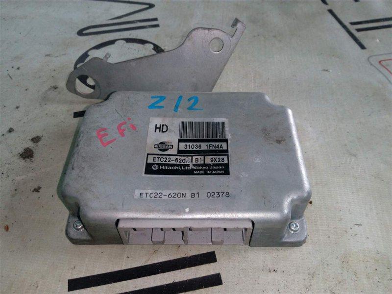 Блок управления efi Nissan Cube Z12 (б/у)
