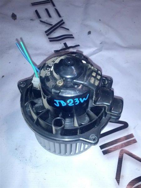 Мотор печки Suzuki Jimny JB23W (б/у)