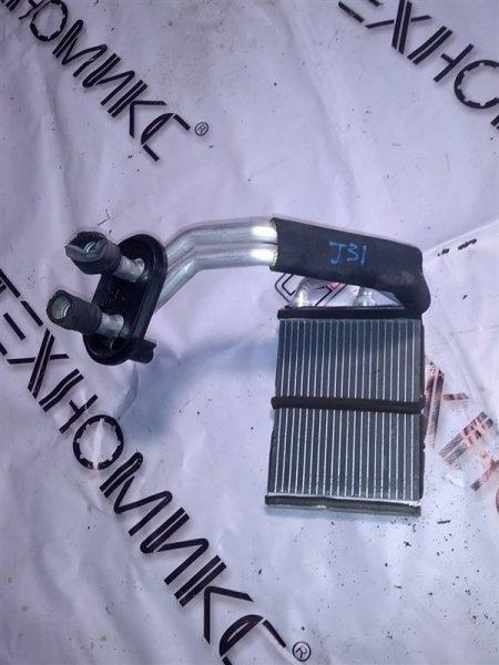 Радиатор печки Nissan Teana J31 VQ23(DE) (б/у)
