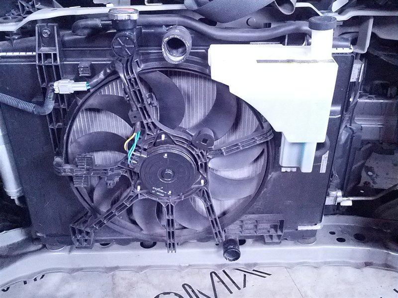 Ноускат Nissan Cube Z12 HR15 (б/у)