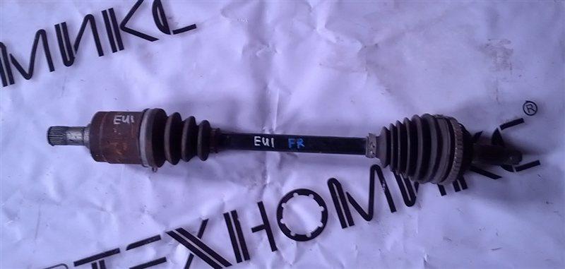 Привод Honda Civic EU1 передний правый (б/у)