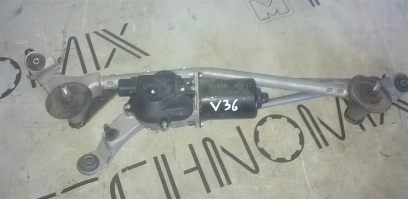 Мотор дворников Nissan Skyline V36 VQ25(HR) (б/у)
