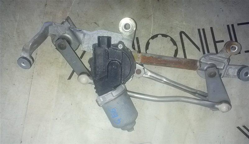Мотор дворников Honda Fit GE6 L13A (б/у)