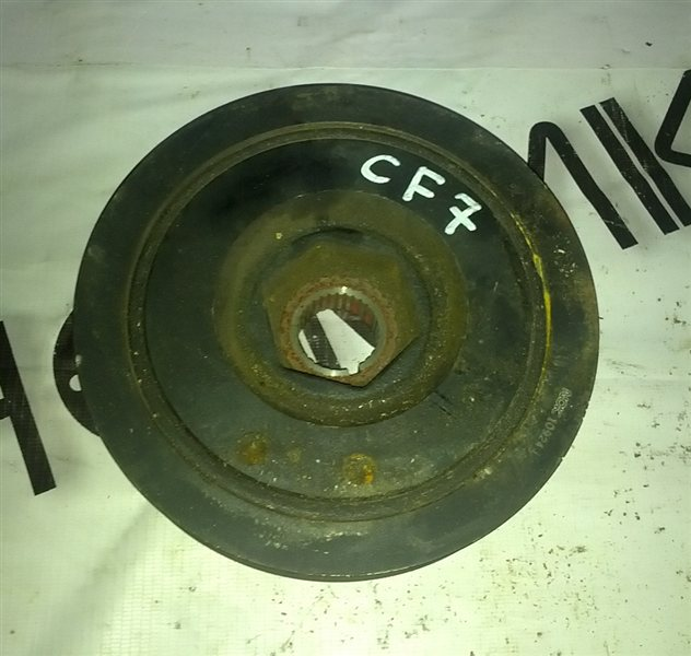 Шкив коленвала Honda Accord CF7 F23A (б/у)
