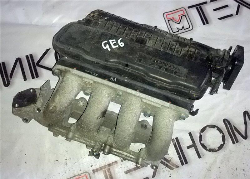 Коллектор впускной Honda Fit GE6 L13A (б/у)